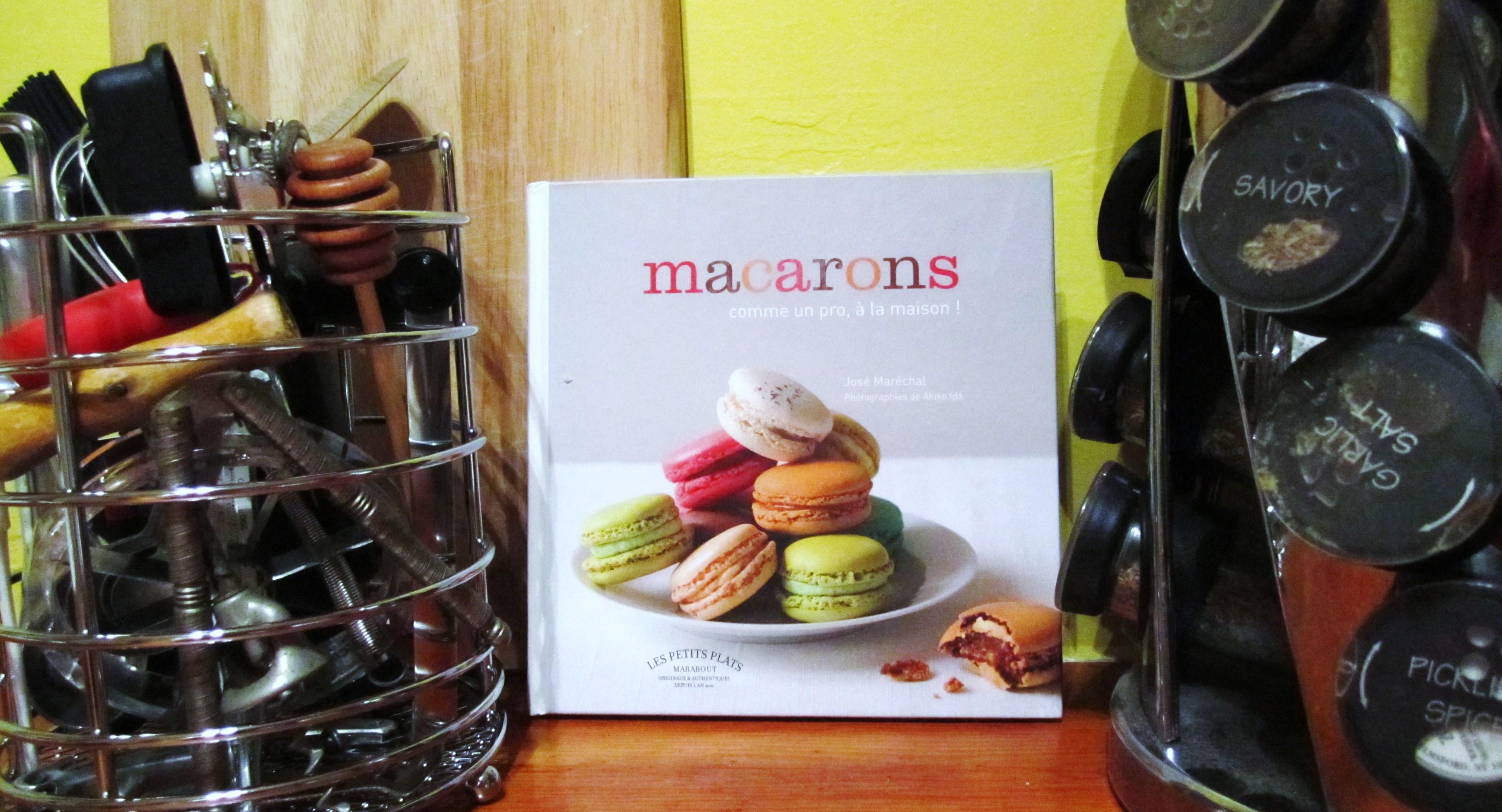 Macaron Recipe Book Was a Macaron Recipe Book