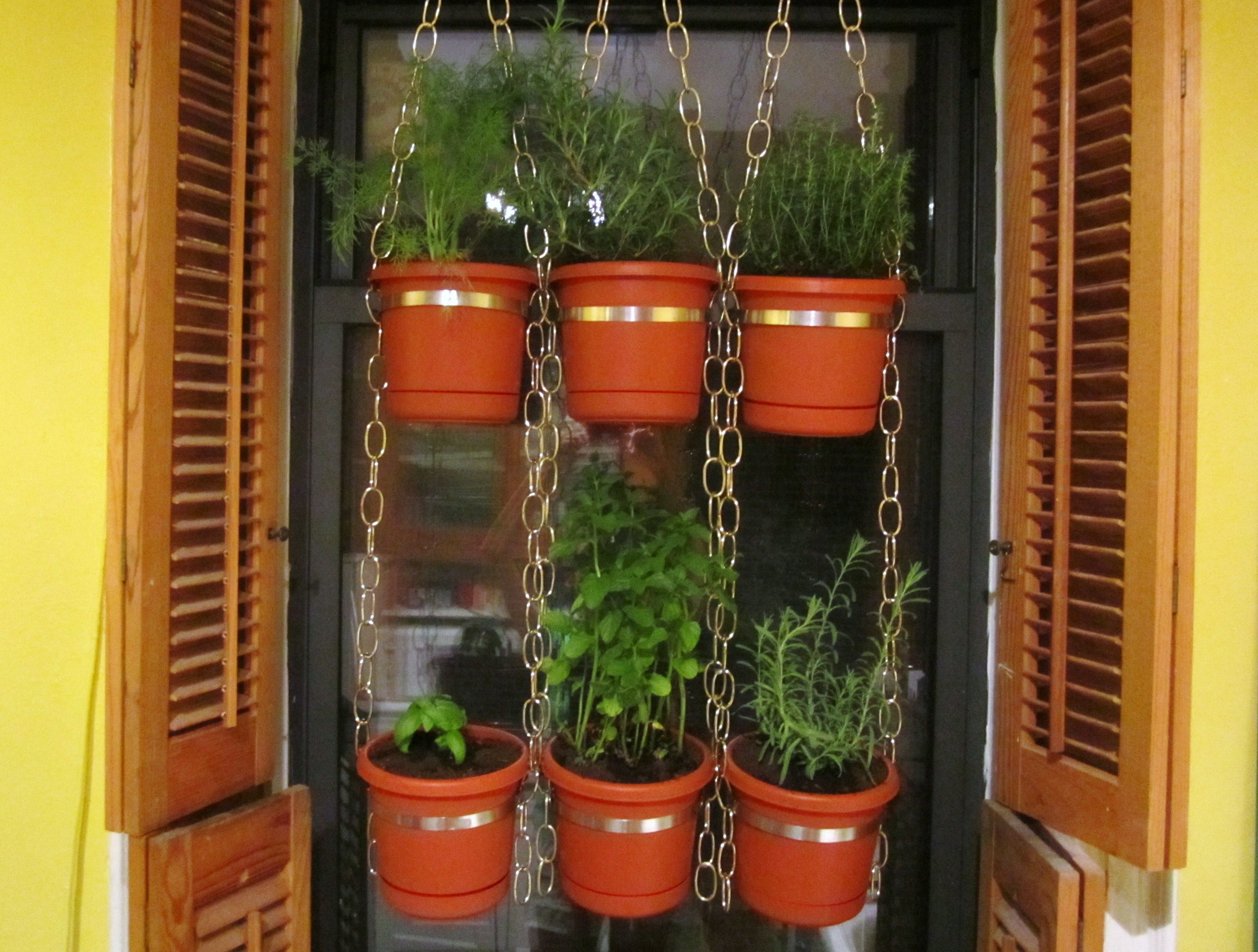 Save Yourself A Trip To The Market: Build Your Own Hanging Window ...