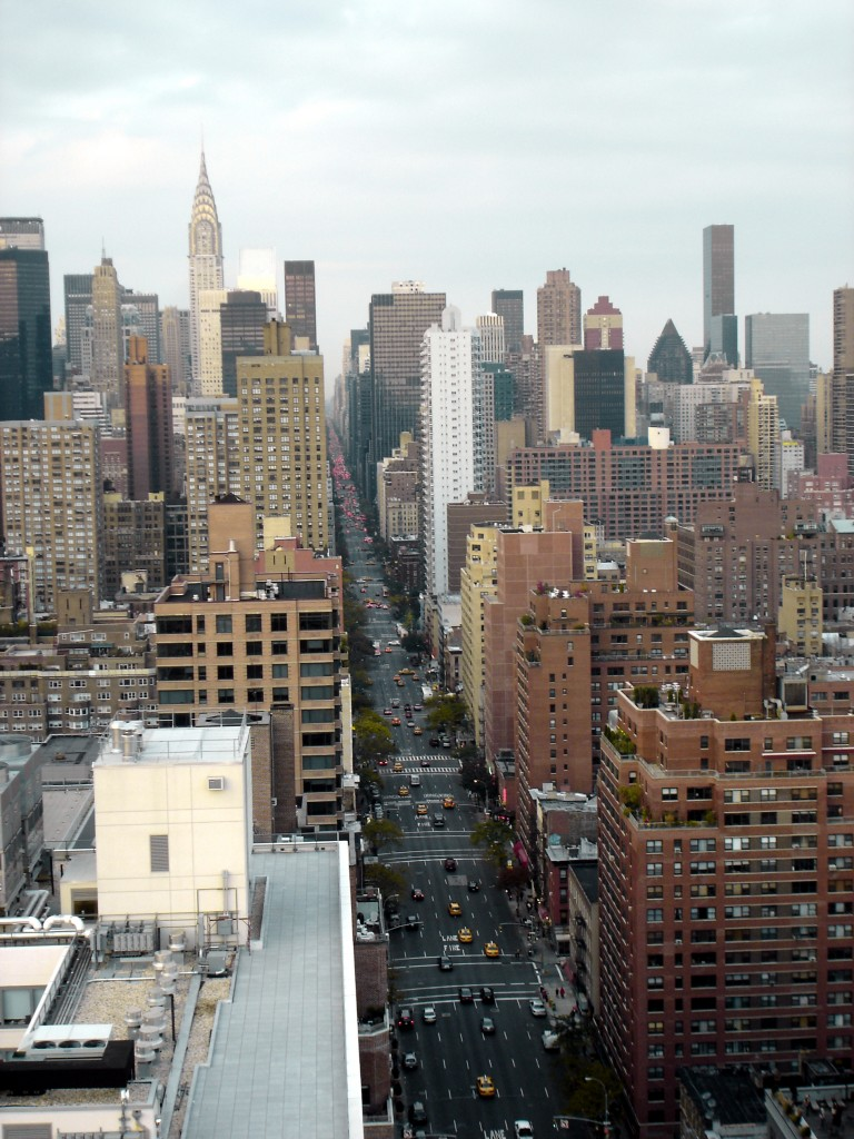 New York City Urban Garden: New York City Life « I'd Rather Be In France