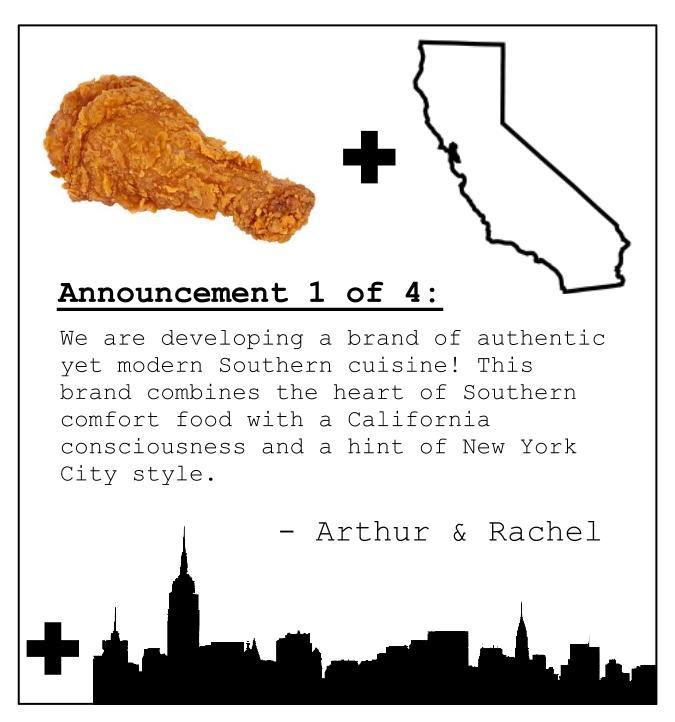 Announcement 1