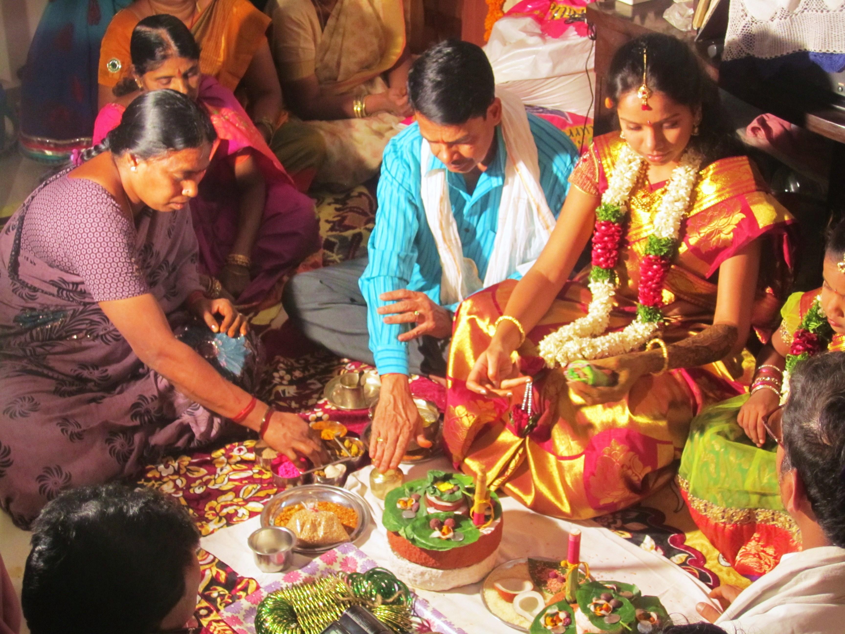 hindu wedding ceremony ritual