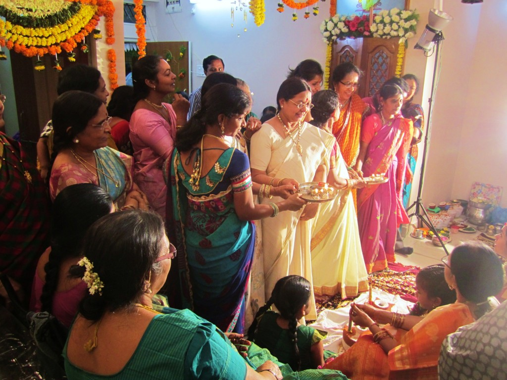 Hindu Pre-Wedding Ceremony