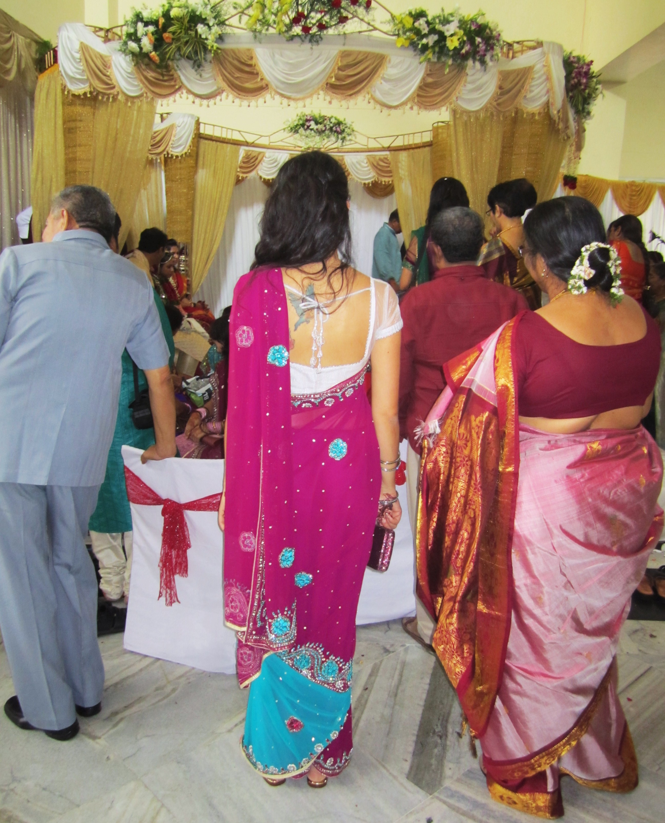 indian wedding « I\'d rather be in France.